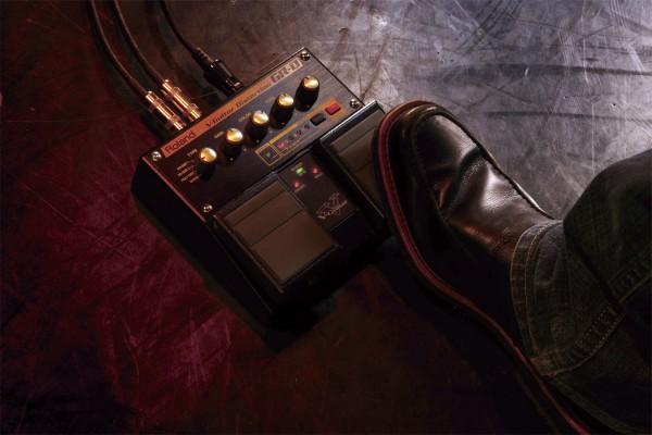 Nowe efekty Rolanda z serii V-Guitar: GR-D Distortion i GR-S Space