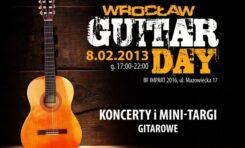 Gitarzysta Piotr Restecki zamiast Leszka Cichońskiego na Guitar Day