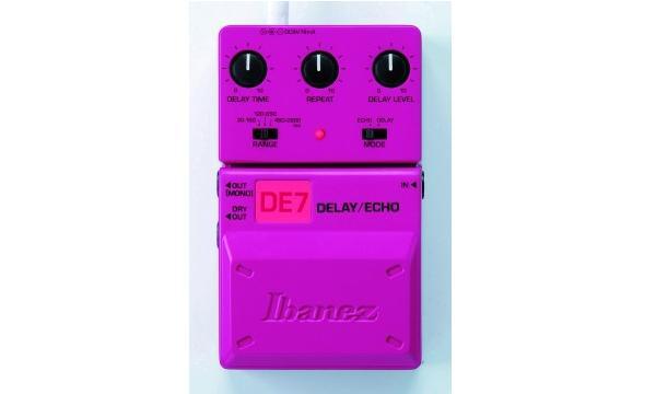 Efekt Ibanez Tone-lok DE7C