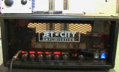 Raport NAMM Show 2013: Jet City Amplification
