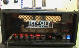 Raport NAMM Show 2013: Jet City Amplification