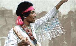 """Jimi Hendrix """"Live at Woodstock"""" w Multikinie"""