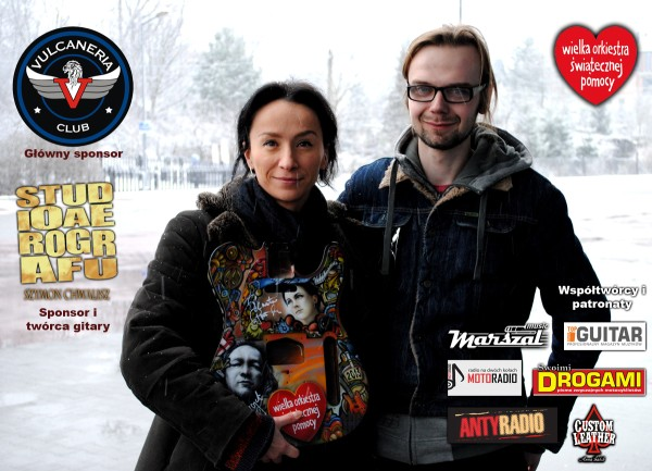 Renata Przemyk i Szymon Chwalisz