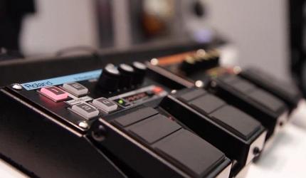 Raport NAMM Show 2013: Efekty Roland
