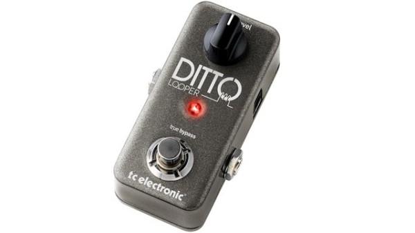 TC Electronic przedstawia Ditto Looper
