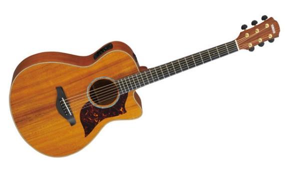Raport NAMM Show 2013: Nowe gitary akustyczne Yamaha