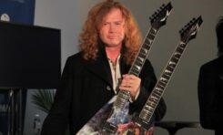 Raport NAMM Show 2013: Dave Mustaine i gitara Dean