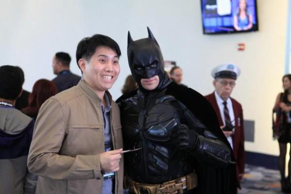 Batman czuwał. Uczestnicy targów NAMM Show 2013 byli bezpieczni