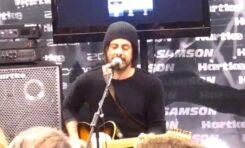 Raport NAMM Show 2013: gitarzysta Richie Kotzen