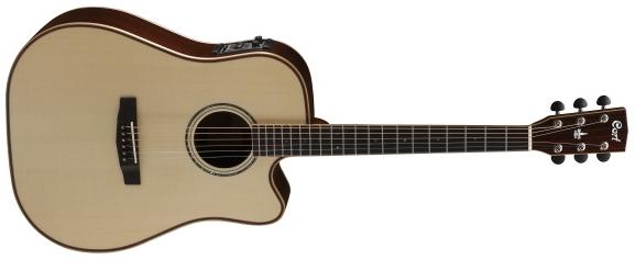 """Gitara CORT ASM5 otrzymuje wyróżnienie """"Sprzęt na Topie"""""""