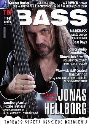 Jonas Hellborg - TopBass