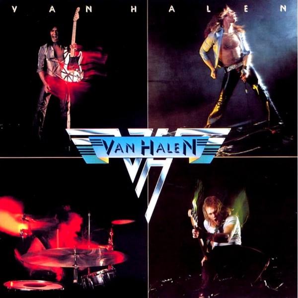 Okładka pierwszej płyty Van Halen