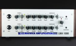 Warwick LWA 1000 otrzymał nagrodę MIPA