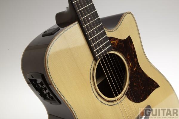 Test gitary akustycznej Yamaha A3R