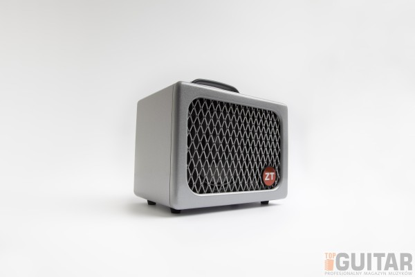 Test wzmacniacza ZT Lunchbox Junior