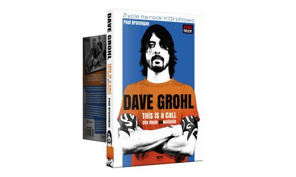 """Dave Grohl: książkowa biografia """"Oto Moje (Po)Wołanie"""""""