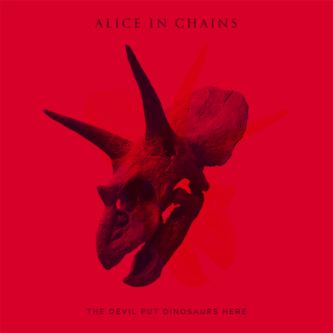 Alice in Chains The Devil Put Dinosaurs Here
