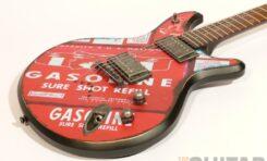 Cort Gasoline 1: test gitary elektrycznej