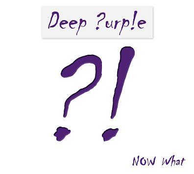 Deep Purple Now What