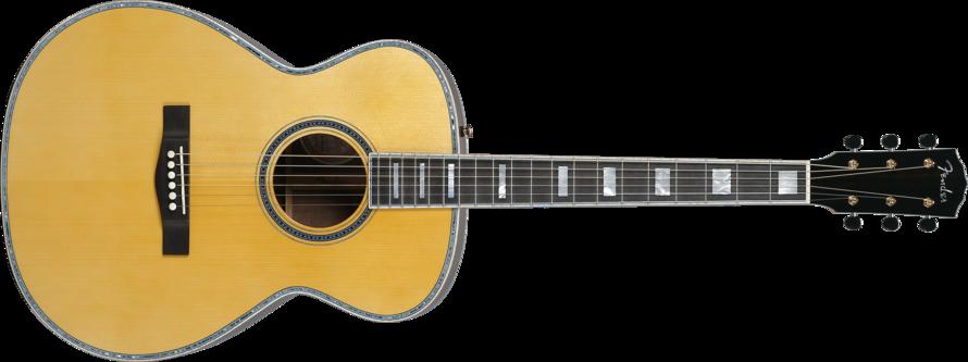 Fender Acoustic Custom Shop przedstawia ekskluzywne gitary