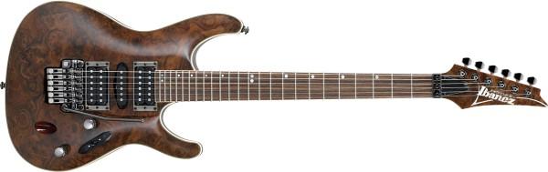 Ibanez S970 CW-NT: test gitary elektrycznej