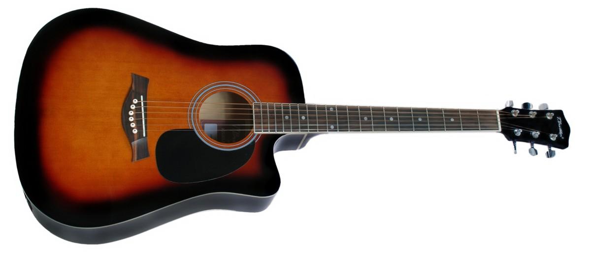 10 gitar akustycznych do 500 złotych doskonałych na start