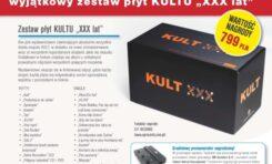 """Promocja prenumeraty: wygraj wyjątkowy box Kultu """"XXX Lat"""""""