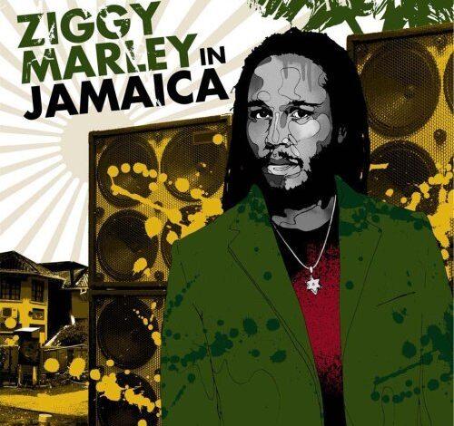 """Ziggy Marley """"In Jamaica"""""""