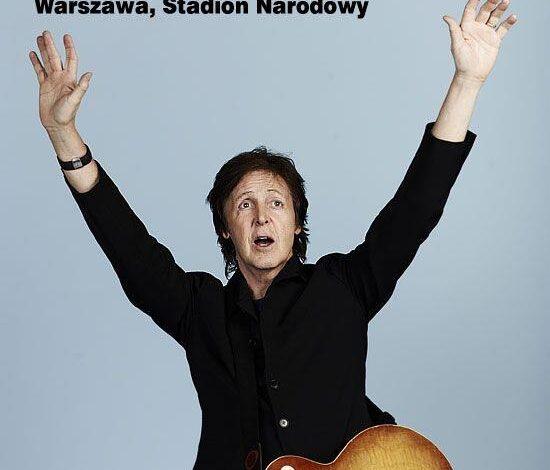 Paul McCartney w Warszawie: bilety już w sprzedaży