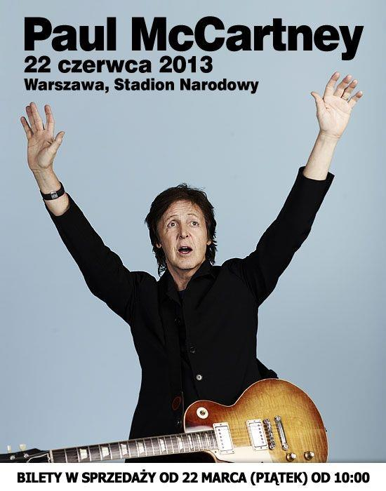 paul mccartney stadion narodowy
