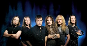 Iron Maiden, fot. EMI