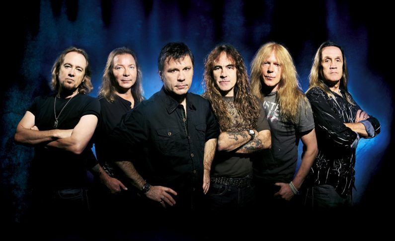 Iron Maiden we Wrocławiu