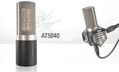 Nagroda MIPA dla mikrofonu AT5040 Audio-Technica