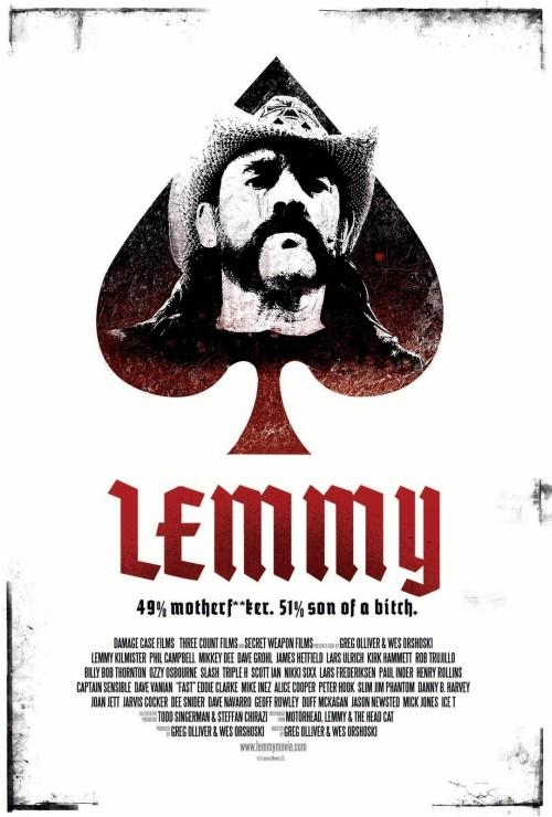 """Wygraj bilety na film """"Lemmy"""""""