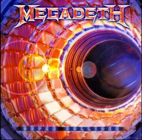 """Megadeth """"Super Collider"""""""