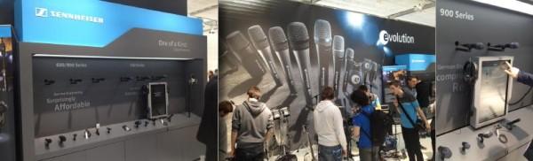 mikrofony evolution
