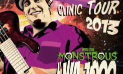 """Andy Irvine oraz """"The Sound of Bass"""" Clinic Tour 13-17 maja w Polsce"""