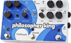 Multiefekt Pigtronix Philosopher King w Magazynie TopGuitar