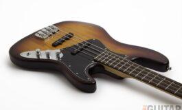 Gitara basowa Sandberg Electra TT4 TS w TopGuitar