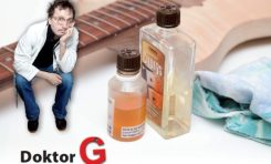 Doktor G o olejowaniu instrumentu