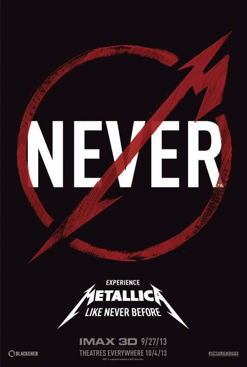 "Metallica udostępniła zwiastun filmu 3D ""Through The Never"""