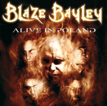 Blaze Bayley, Dies Irae – koncertowe płyty już w sprzedaży