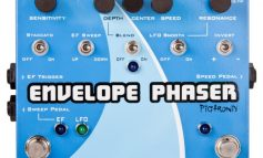 Pigtronix Envelope Phraser II - test efektu