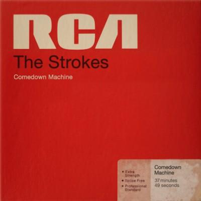 """The Strokes """"Comedown Machine"""""""