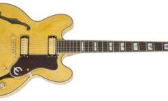 Gitara elektryczna Epiphone LE 50th 1962 Sheraton