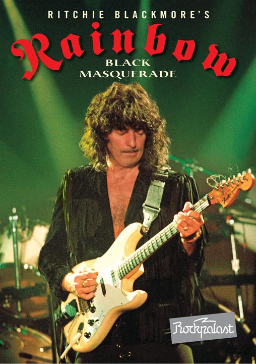 Rainbow Black Masquerade DVD