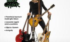 Klinika gitarowa Gibson z gitarzystą Alice Coopera