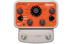 Source Audio Soundblox 2 Orbital Modulator - test efektu