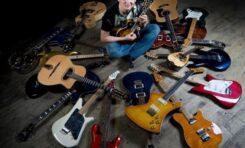 Warsztaty gitarowe z Jackiem Królikiem w Lubawie