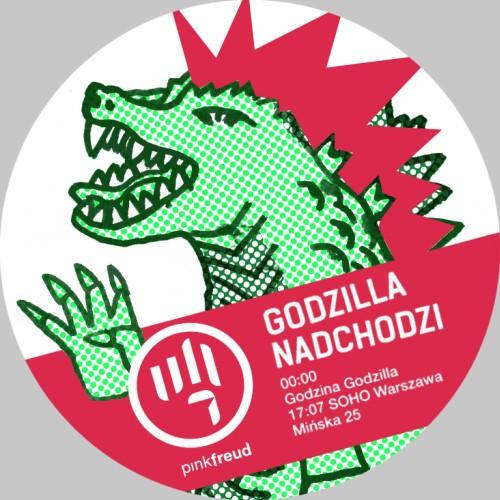 Koncert zespołu PINK FREUD – GODZILLA NADCHODZI